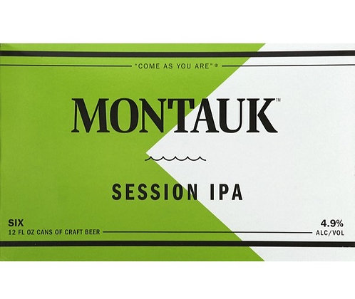 Montauk Session IPA 12oz (12pk) CN