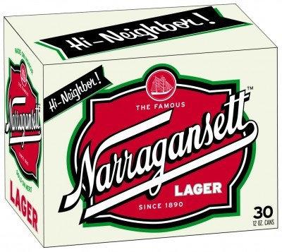 Narragansett 30 pack (12oz cans)