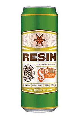 Six Point Resin (12oz)