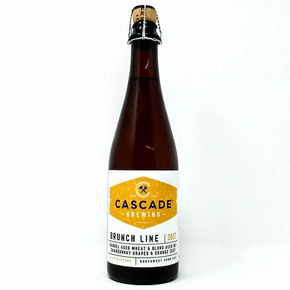 Cascade Brewing Brunch Line 2017