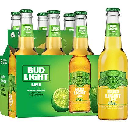 Bud Light Lime 12oz (6pk) NR