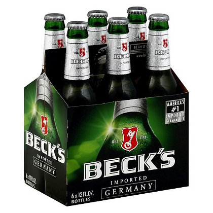 Becks Germany (6PK)