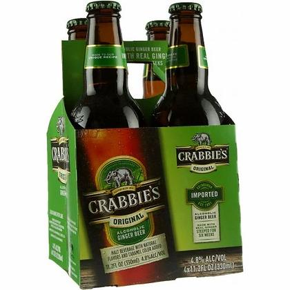 Crabbie's Original 11.2oz (4pk) NR