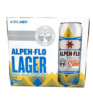 Sixpoint Alpen-flo 12oz (6pk) CN