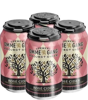 Ommegang Rose Cider 12oz (4pk) CN