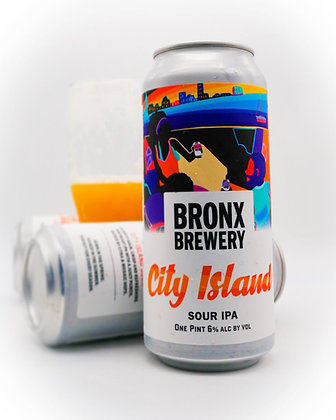 Bronx Brewery City Island Sour (16oz)