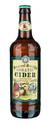 Samuel Smith Organic Cider (18.7 oz)