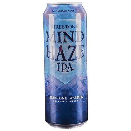 Firestone Walker Mind Haze (19.2 oz)