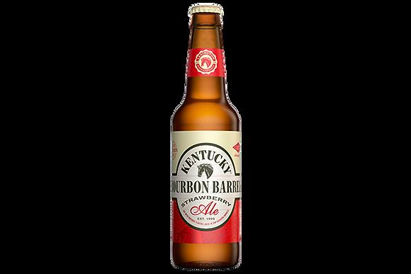 Kentucky Bourbon Barrel Strawberry Ale (12oz)