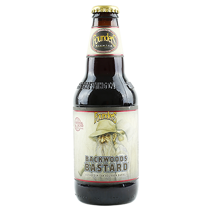 Founders Backwoods Bastard (12oz)