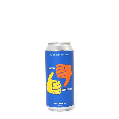 Threes Logical Conclusion (16oz)