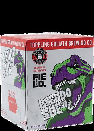 Toppling Goliath - Pseudo Sue 16oz 4 pack