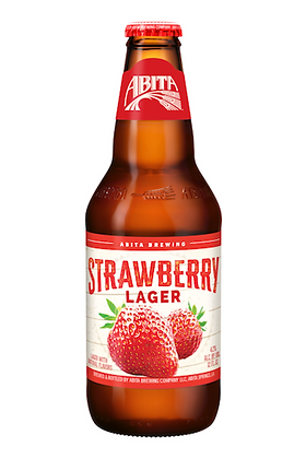 Abita Strawberry Lager (12oz)