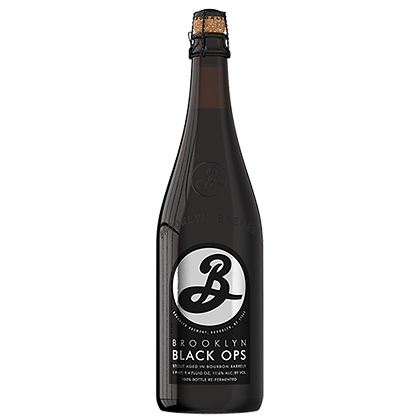 Brooklyn Black OPS (750ml)