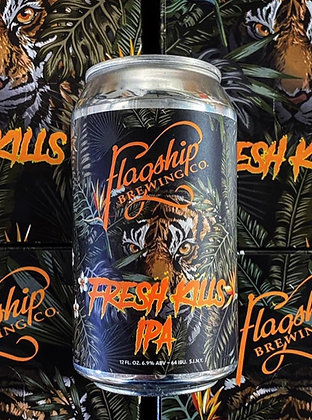 Flagship Fresh kills IPA (12oz)
