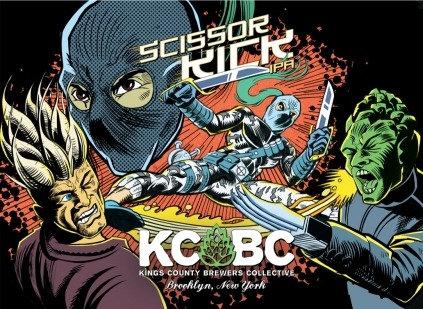 KCBC Scissor Kick (16oz can)