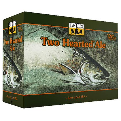 Bell's Two Hearted Ale 12oz (12pk) CN