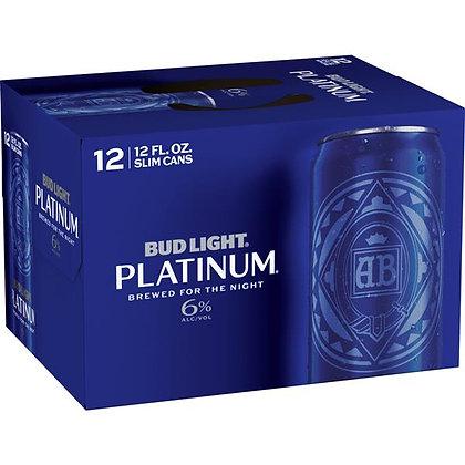 Bud Light Platinum 12oz (12pk)CN