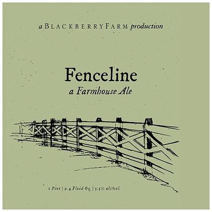 Fenceline a Farmhouse Ale