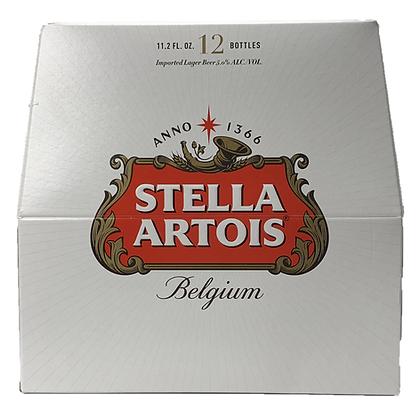 Stella 12 pack (11.02oz bottles)