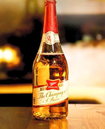 Miller Champagne of beers (750ML) NR