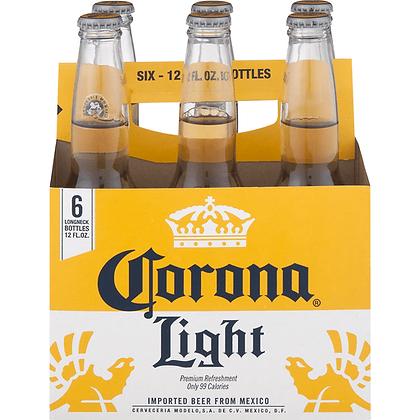 Corona light 12oz (6PK) NR