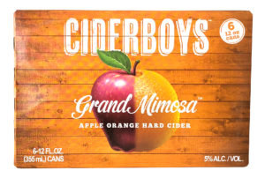 CiderBoys Apple Orange 12oz (12pk) CN