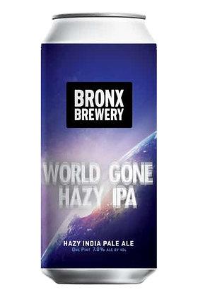 Bronx Brewery World Gone Hazy (16oz)