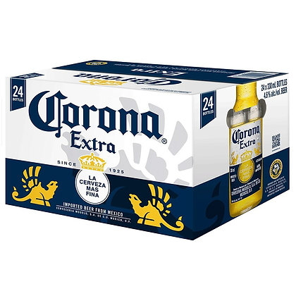Corona 24 pack Bottles Loose (12oz bottle)
