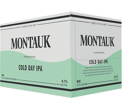 Montauk Cold Day IPA 12oz (12pk) CN