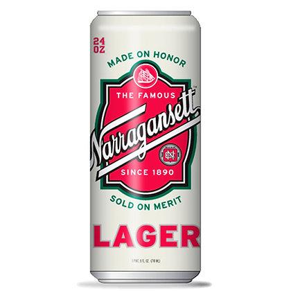 Narragansett Lager (24oz)
