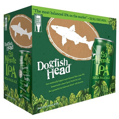 Dogfish head 60 minutes  (12pk) CN