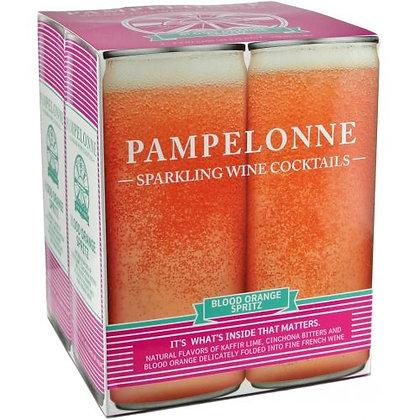 Pampelonne Blood Orange Spritz (4pk)