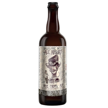 Jolly Pumpkin Rye Pale Ale