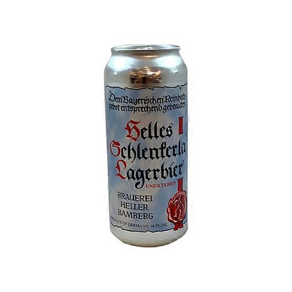 Aecht Schlenkerla Helles Lagerbier (16.9 oz)