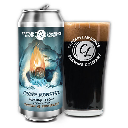Captain Lawrence Frost Monster Stout (16oz)