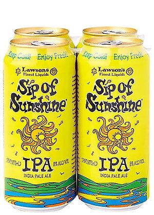 Lawson's Sip of Sunshine IPA (4pk)