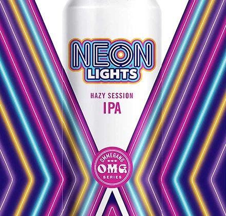 Ommegang Neon Light Hazy IPA 16oz (4pk) CN