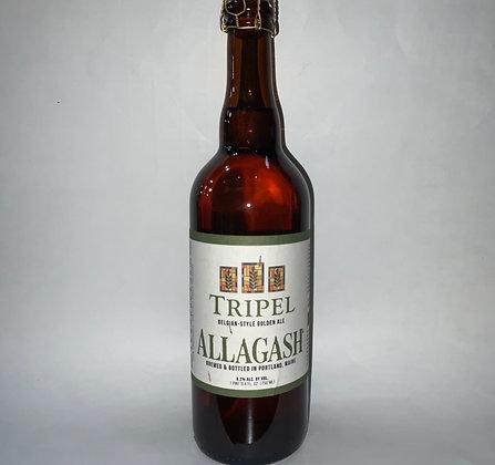 Tripel Belgian-Style Golden Ale Allagash