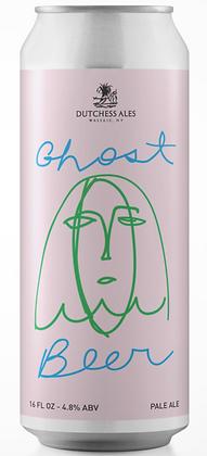 Dutchess Ales Ghost Beer (16oz)