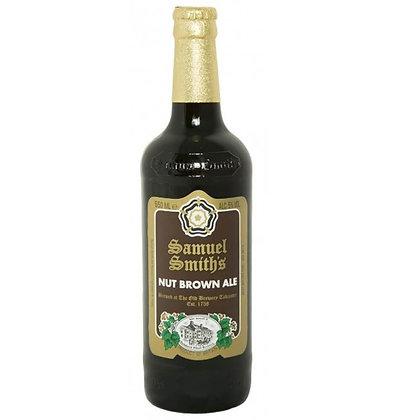 Samuel Smith Nut Brown Ale (18.7 oz)