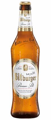 Bitburger Premium Pils(12oz)