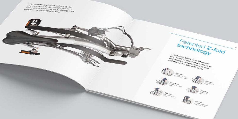 Crosshead bike manual