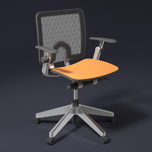 The group creative ergonomic chair