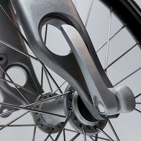 crosshead bike fold
