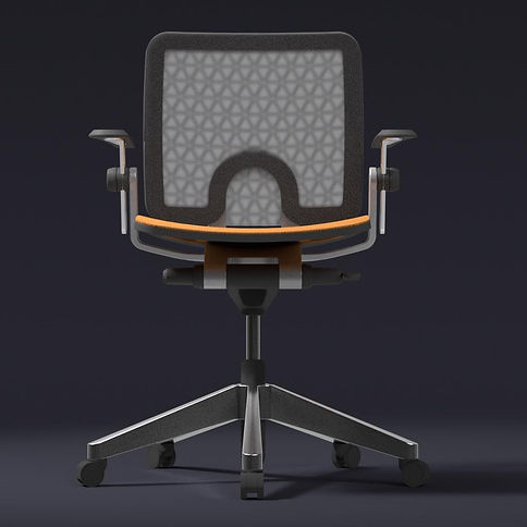 The group creative chair design