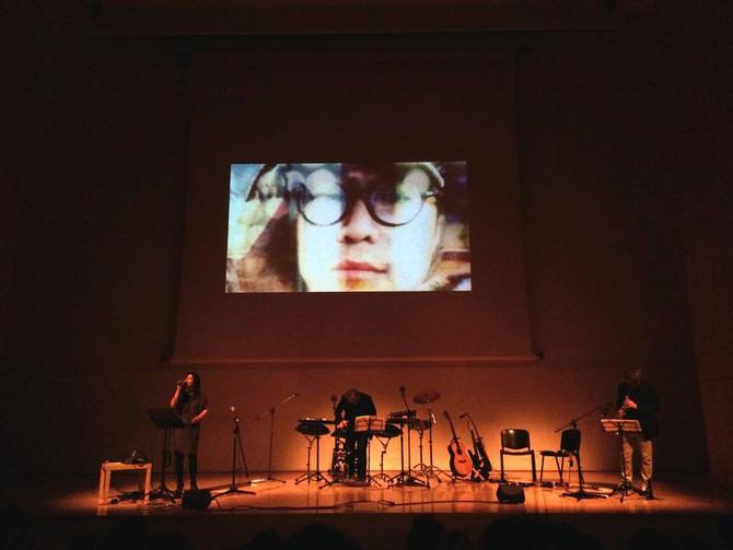 06/06/2014 Pollock Project @ MashRome Film Festival di Roma
