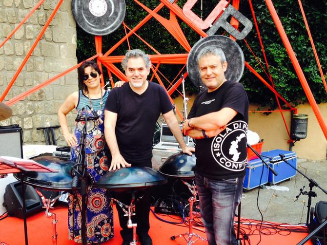 01/07/2014 Pollock Project @ JazzUp Festival di Viterbo