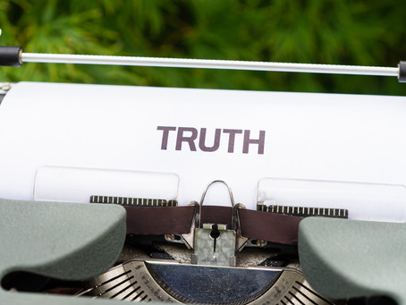 Wende Fahey: 'The Truth - Are things really the way we see them?'