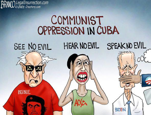 Communist Oppression in Cuba